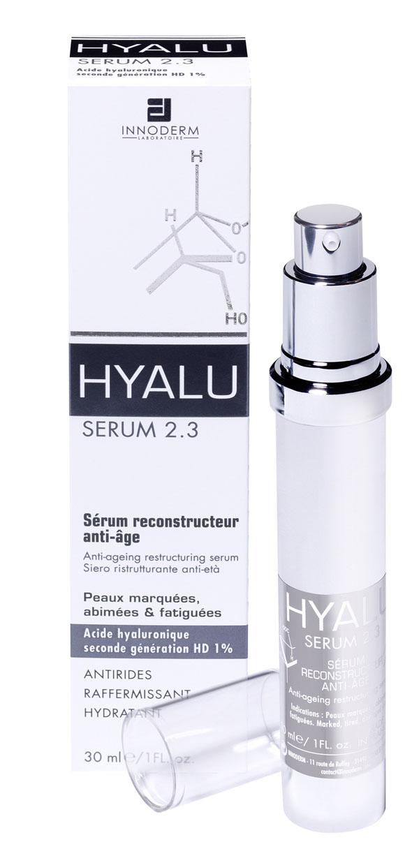 1e77fbf0faf1 Hyalu-Sérum 2.3.   De l acide hyaluronique en sérum. - Anti Age Magazine