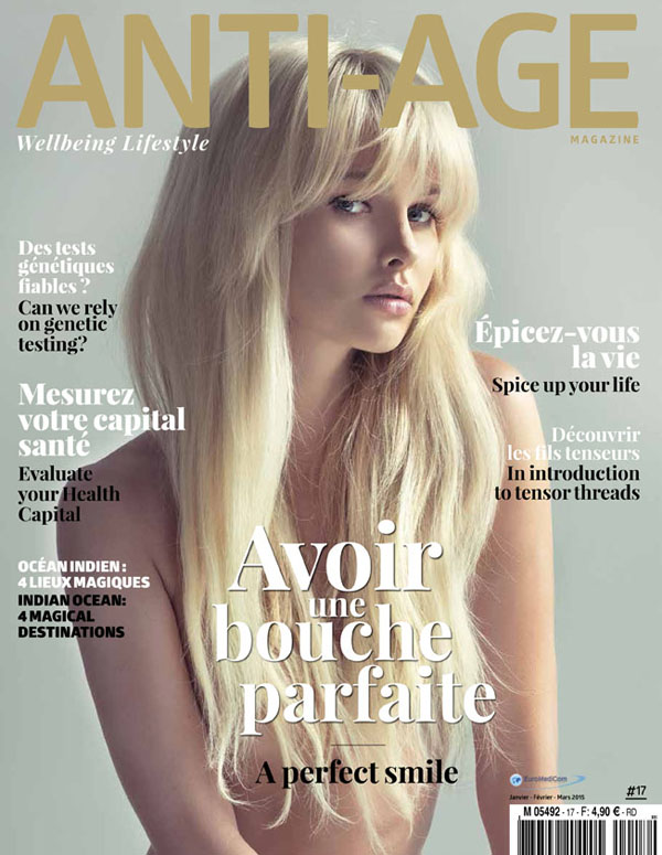 Discover Anti Age Magazine N°17 on newstands