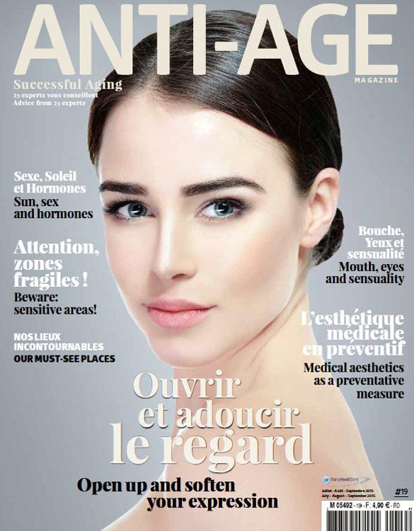 Abonnez vous à Anti Age Magazine