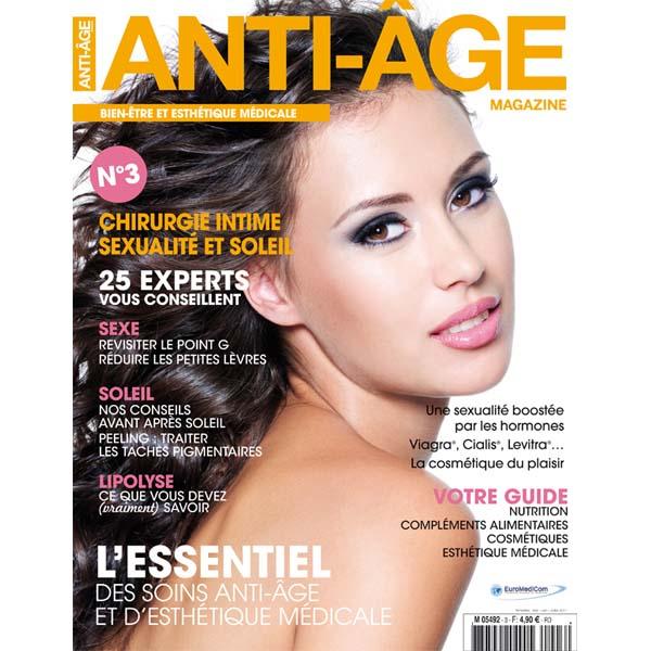 anti age magazine numéro 3
