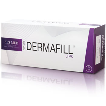 Perform lip correction AND/OR augmentation with DERMAFILL LIPS