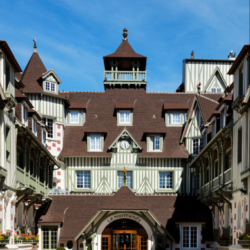 Le Spa Diane Barrière, Deauville, France