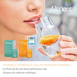 Upgradez vos protocoles de soins de la peau avec la Vitamine C liposomale et le Glutathion GSH liposomal