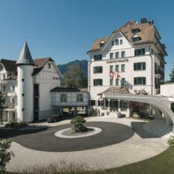 Cure de vitalité au nouveau Chenot Palace Weggis, Suisse