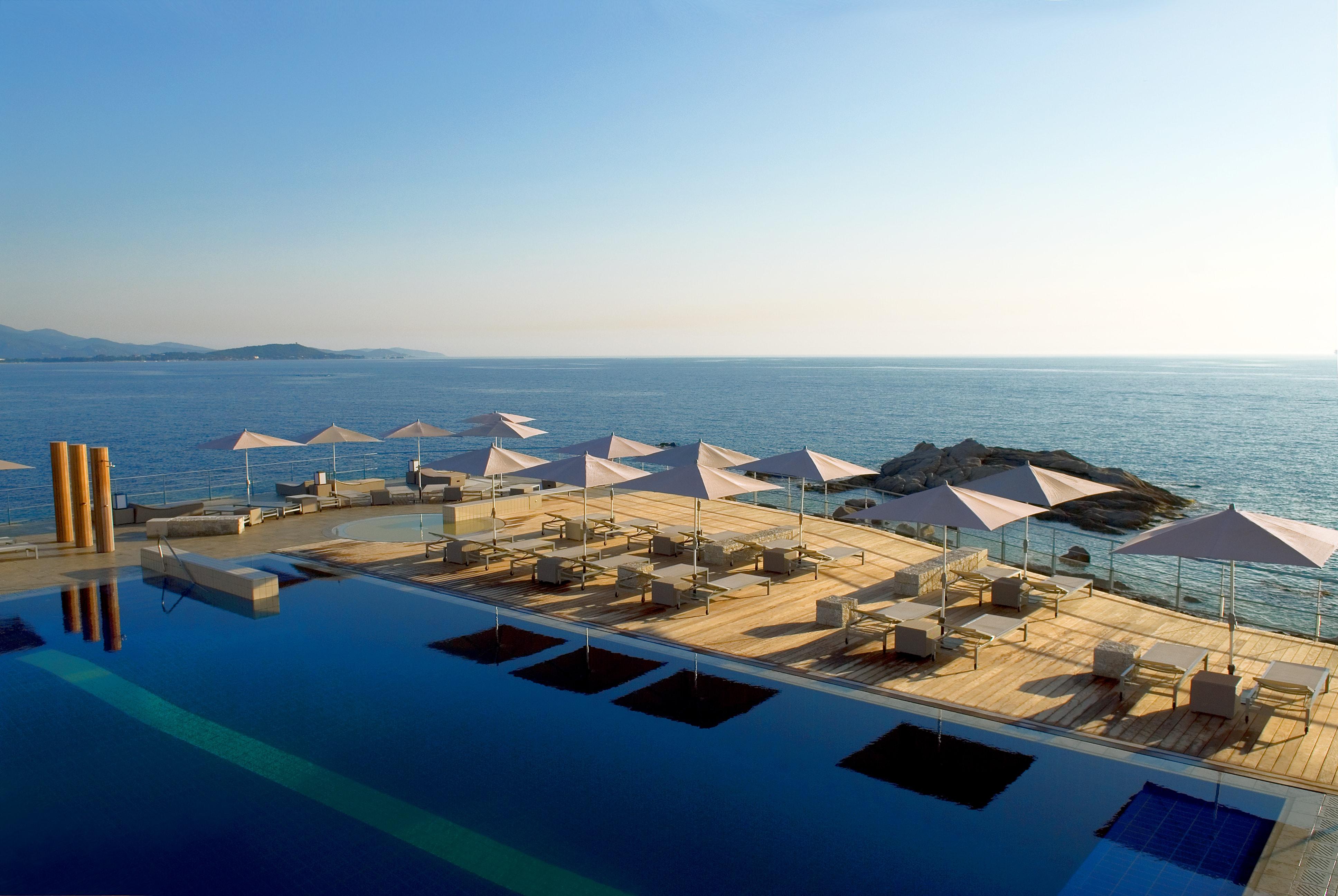 Sofitel Golfe d'Ajaccio, Thalassa sea & spa