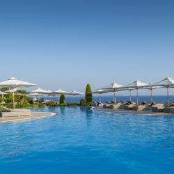Le paradis grec, Ikos Resorts (Kos et Corfou), Grèce.