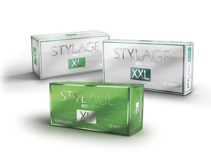 Stylage XL et XXL