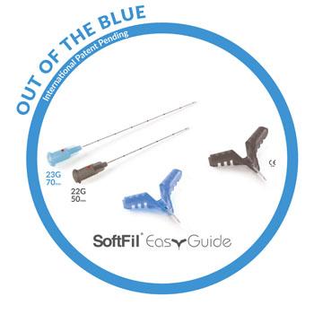 SoftFil® EasyGuide : Pour des injections facilitées … et bien plus encore !