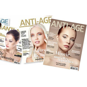 Abonnez vous / Subscribe to Anti Age Magazine