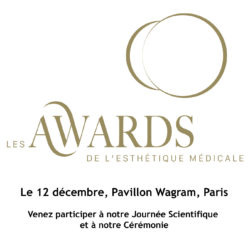 Pré-programme de la journée scientifique des Awards de l'Esthétique Médicale