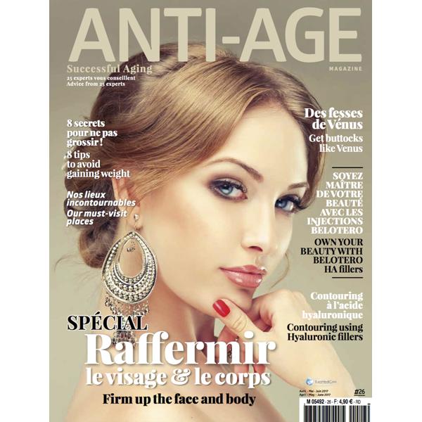 Anti age magazine