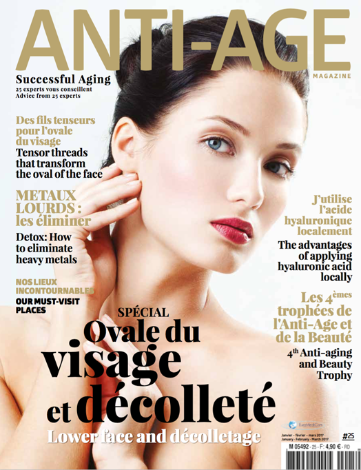 anti age magazine numéro 25