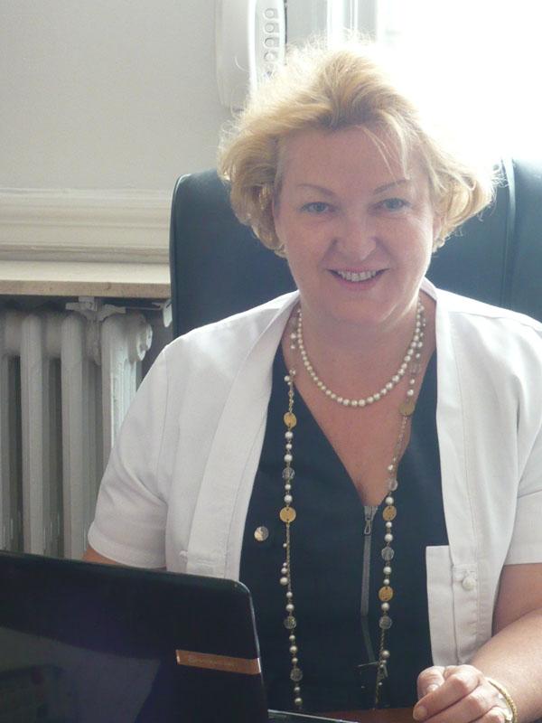 Catherine De Goursac, médecin esthétique