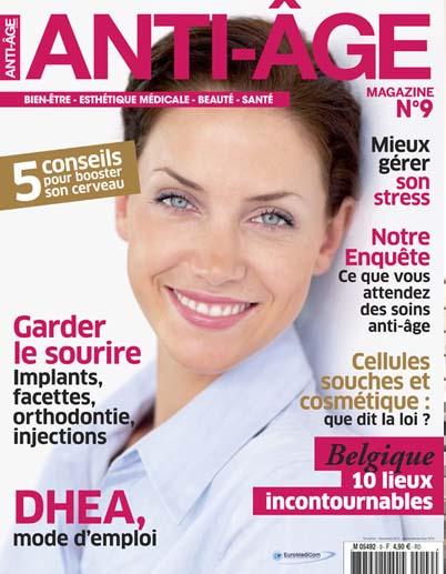 Anti Age Magazine 9