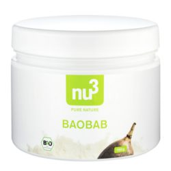 nu3 Pure Poudre de Baobab Bio