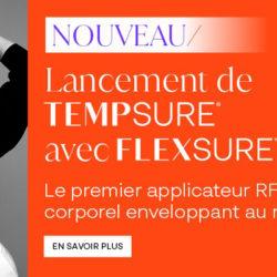 Cynosure annonce le déploiement international de FlexSure